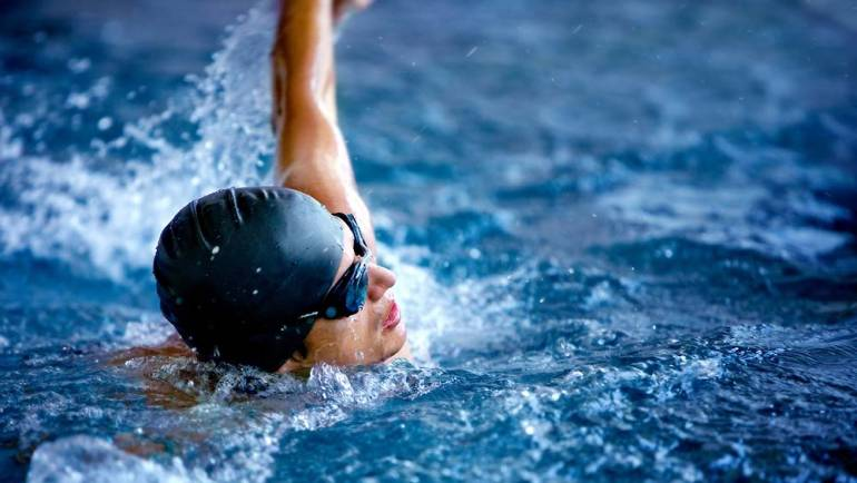 Swimming is Good for Your Body and Mind