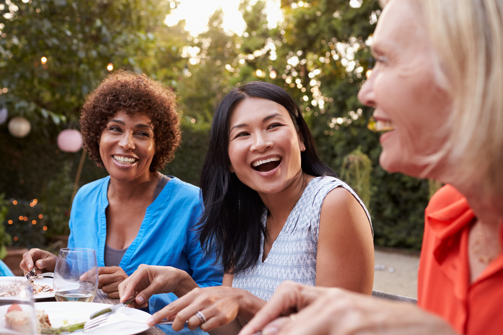 Nutrition Tips for Women in their 40s