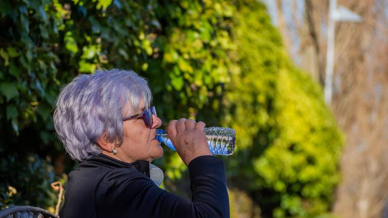 Negative Effects of Dehydration